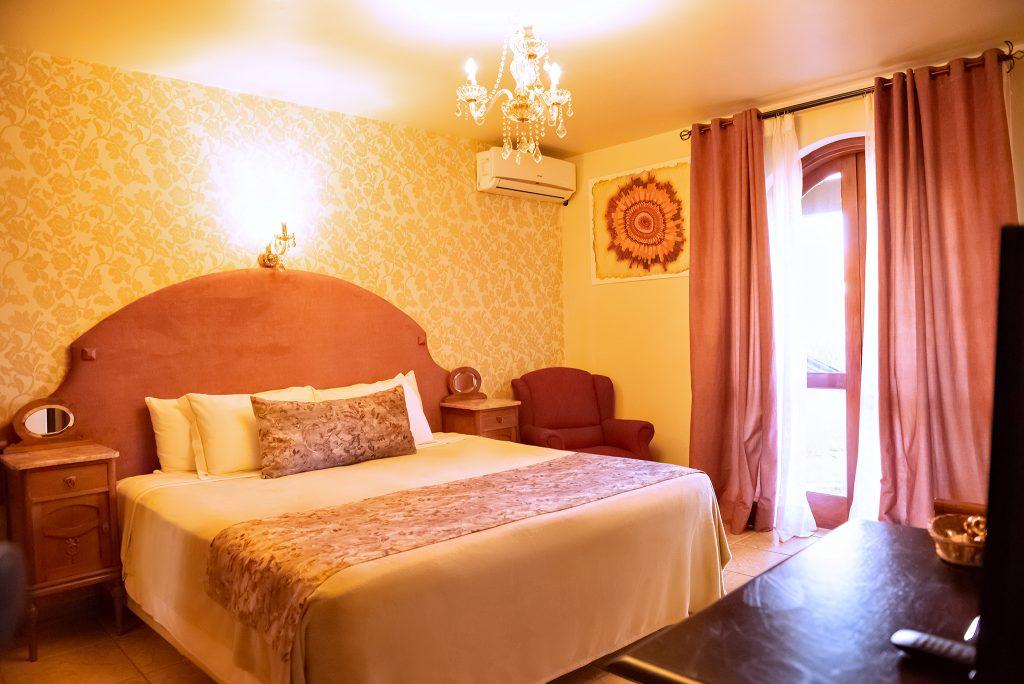 quarto maravilhoso de hotel tenondé park hotel sao miguel das missões santo angelo