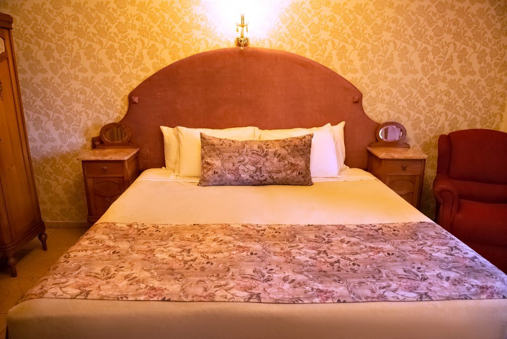cama king size tenondé park hotel sao miguel das missões luxo santo angelo