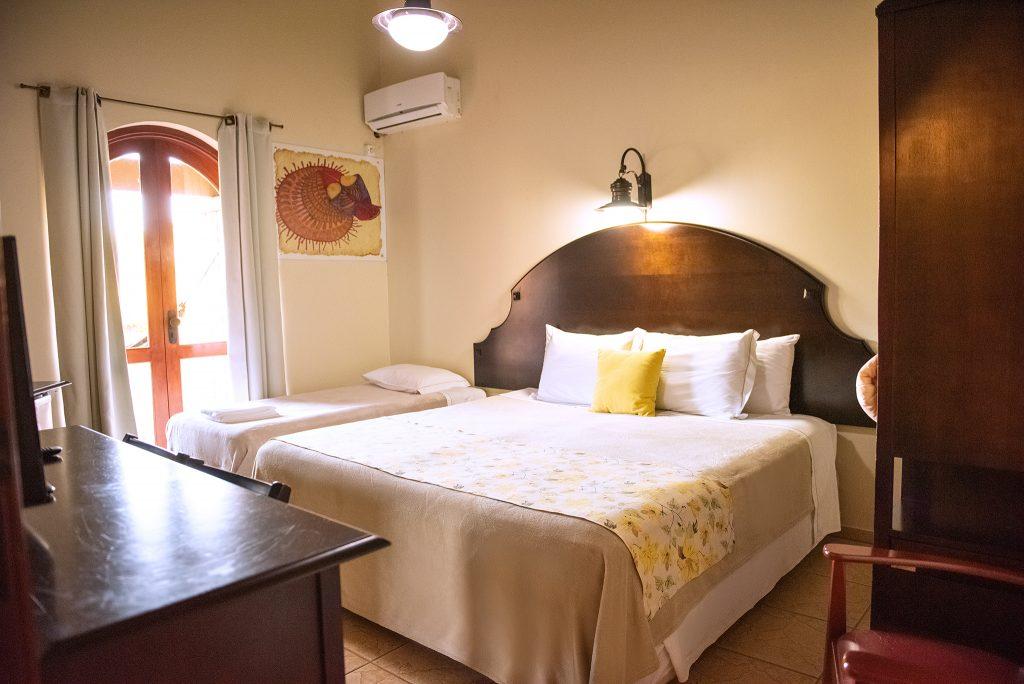 quartos lindos hotel resort tenondé park hotel sao miguel das missões