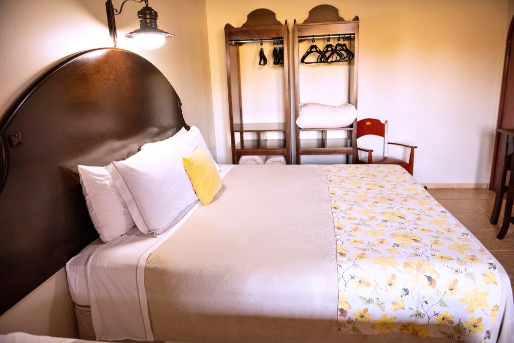 vista da cama tenondé park hotel so miguel