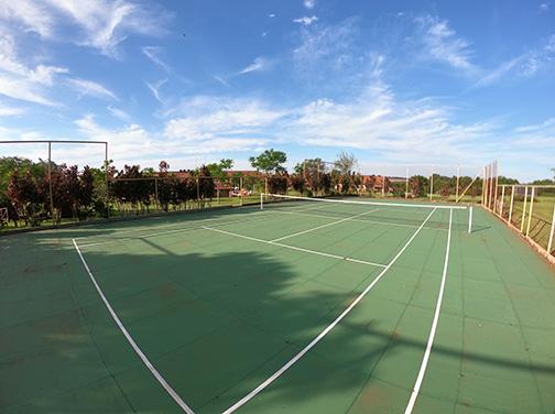 quadra de tenis tenondé park hotel sao miguel das missões