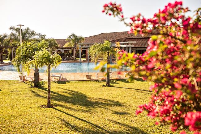 piscina do hotel tenondé pousada são miguel das missões
