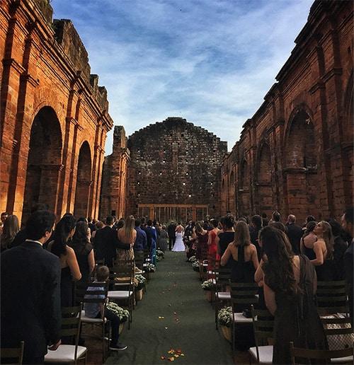 casamentos ruinas de são miguel tenondé park hotel
