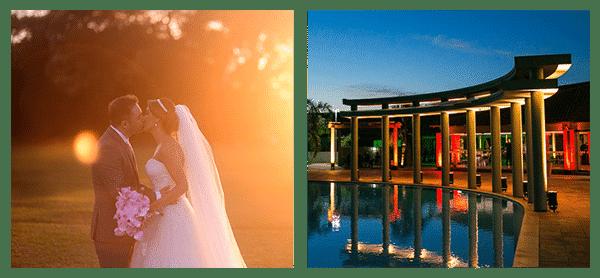 casamento são miguel das missões festa hotel receptivo